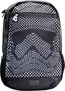 Star Wars Stormtrooper Backpack, Officially Star wars product PREMIUM QUALITY