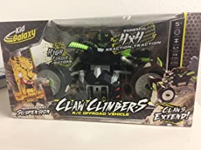 Kid Galaxy R/C Claw Climbers Rhino Vehicle