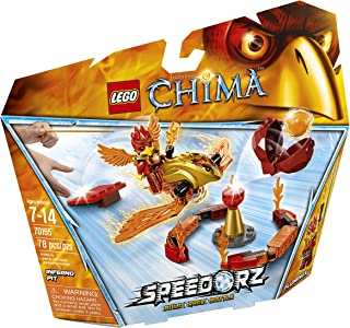 LEGO Chima 70155 Inferno Pit Building Toy