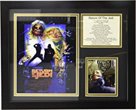 "Legends Never Die ""Star Wars Return of The Jedi Special Edition Framed Photo Collage, 11 x 14-Inch"