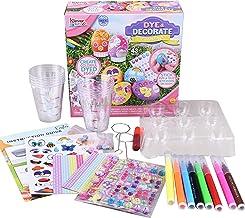 Klever Kits Easter Egg Dye Kit, DIY Easter Egg Decorating Kit for Easter Theme Party, Creativity Activity