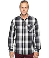 Levi's® - Gwinnett Poplin Long Sleeve Woven Shirt
