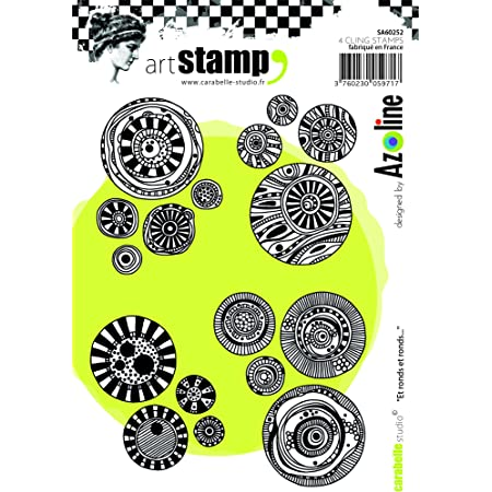 CARABELLE STUDIO CLING STAMP MAIL us:one size