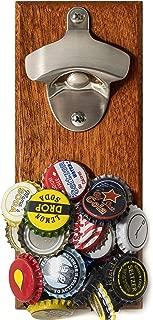 wall mounted bottle opener magnet