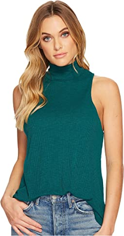 Free People Topanga Sleeveless Turtleneck