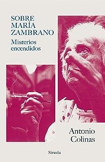 Sobre María Zambrano: Misterios encendidos (Libros del Tiempo nº 371) (Spanish Edition)