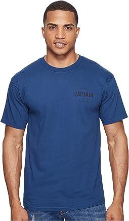 Captain Fin - Tea & Strumpets T-Shirt