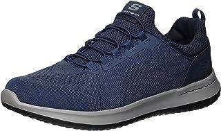 Skechers Men's Relaxed Fit-Delson-Brewton Sneaker