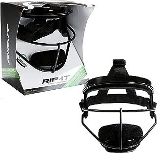 Defense Pro Softball Fielder's Mask with Blackout Technology