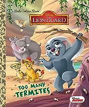 أيض ً ا العديد من termites (شبابي مطبوع عليه: تي شيرتات The Lion من Disney Guard كتاب) (ذهبي)