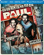Best Paul Limited Edition Blu-ray Steelbook Review