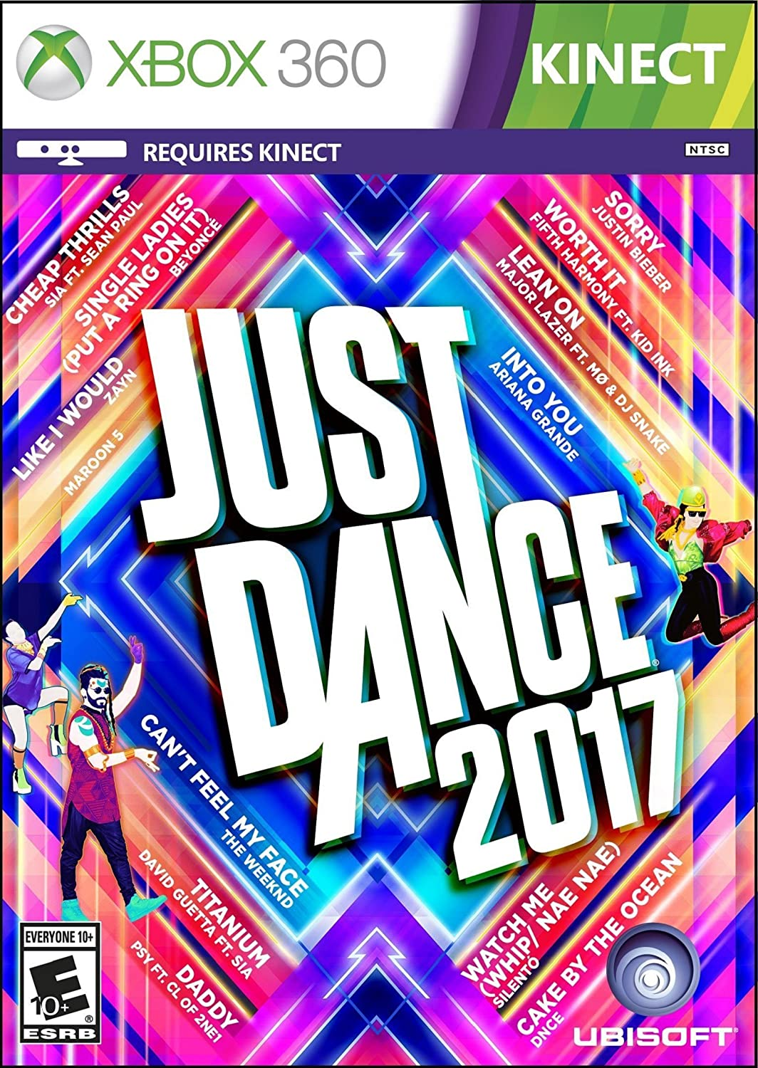 Just Dance 2017 Xbox Large-scale Max 57% OFF sale - 360