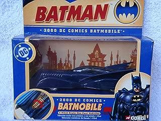 Corgi DC Comics 2000 Batmobile 1:43 Scale Detailed Diecast