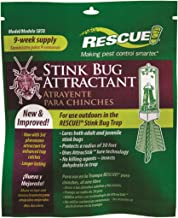 RESCUE! Non-Toxic Stink Bug Trap Attractant Refill, 9 Weeks