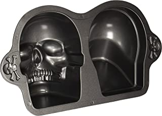 Wilton Dimensions Nonstick 3D Skull Pan