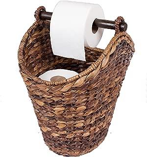 Best bathroom toilet paper basket Reviews