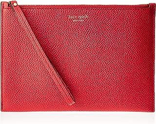 Kate Spade Margaux Ladies Medium Hot Chili Leather Wristlet PWRU7163611