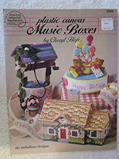 Best plastic canvas wishing well pattern Reviews