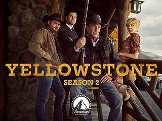 YELLOWSTONE Season 2 arrives on Blu-ray and DVD November 5 from Paramount
