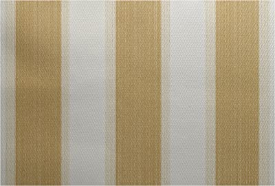 3 x 5 E by design RSN376BK4IV3-35 Striate Stripe Print Rug Black