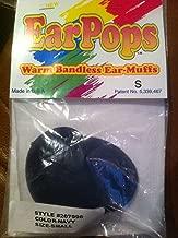 Ear Pops Warm Bandless Ear Muffs
