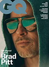 GQ Magazine (October, 2019) Brad Pitt Cover