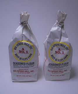 Big Spring Mill A-No.-1 Seasoned Flour (Pack of 2)