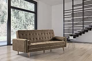CHANGE YOUR FURNITURE - Sofá cama marrón Oslo