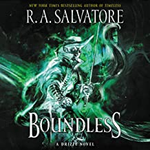 Boundless: A Drizzt Novel: Generations, Book 2