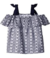 Sleeveless Eyelet Top (Toddler/Little Kids/Big Kids)