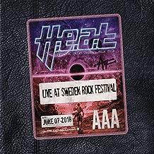 H.E.A.T.: Live At Sweden Rock Festival [CD]+[Blu-Ray]