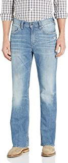 Silver Jeans Co. Men's Craig Easy Fit Bootcut Jeans