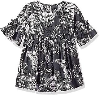 Crazy 8 Baby Girls Short Sleeve Casual Woven Dress