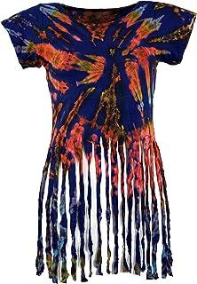 93996ec1 Amazon.es: Flecos - 20 - 50 EUR / Camisetas, tops y blusas / Mujer: Ropa