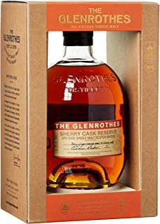 The Glenrothes Sherry Cask Reserve mit Geschenkverpackung Whisky 1 x 0.7 l