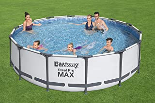 """BESTWAY-STEEL PRO MAX 14' X 42""""/4.27M X 1.07M POOL SET 26-56950"""