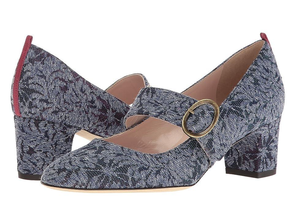 SJP by Sarah Jessica Parker Tartt (Daniela Denim Tapestry) High Heels