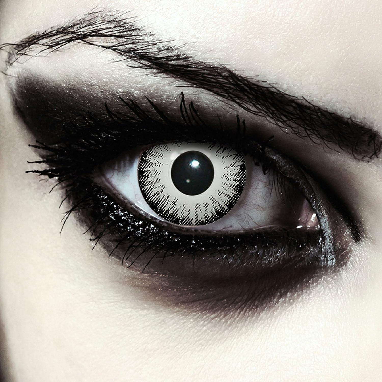 Designlenses Vampire Coloured Contact Lenses for Halloween