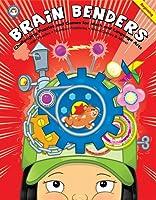 Carson Dellosa, Brain Benders Workbook, Grades 3–5, Printable