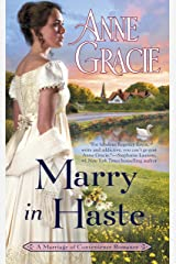 Marry in Haste (Marriage of Convenience Book 1) Kindle Edition