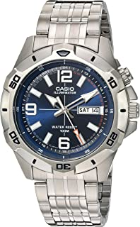 Casio Men's Sports Quartz Watch with Stainless-Steel...