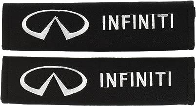 Infiniti Seat Belt Shoulder Pad - one pair