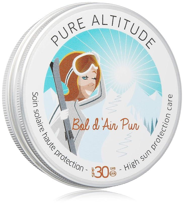 検出面縮約Pure(ピュール) クレーム ボル デール ピュール/日焼け止めクリーム SPF30 60ml
