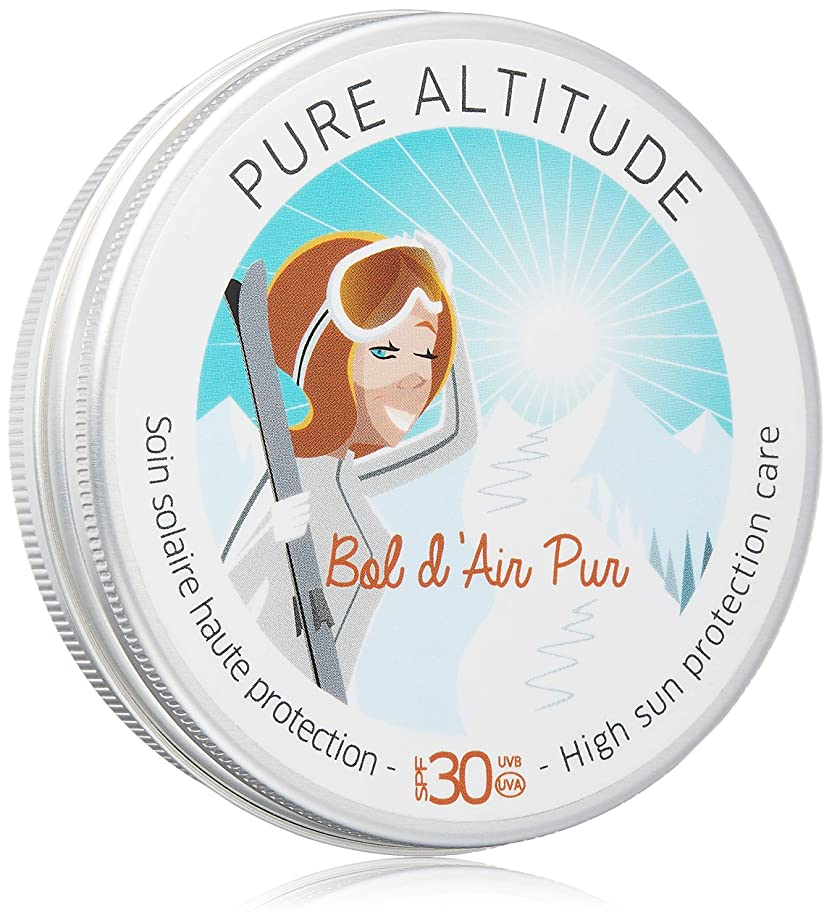 罪人ホバー陪審Pure(ピュール) クレーム ボル デール ピュール/日焼け止めクリーム SPF30