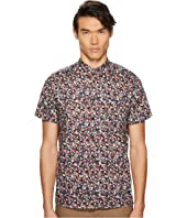 Paul Smith - Abstract Print Short Sleeve Shirt