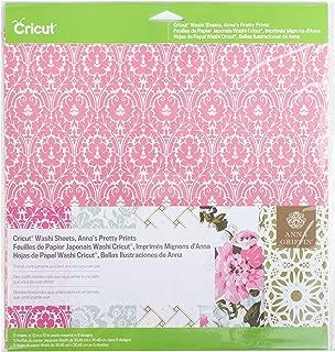 Cricut Washi Sheets, Anna's Pretty Prints