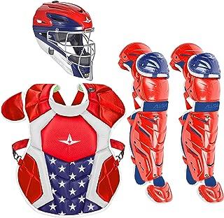 All-Star Intermediate System7 Axis USA Pro Catchers Set
