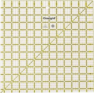 Omnigrid R125 Quilter's Square, 12-1/2 x 12-1/2-Inch