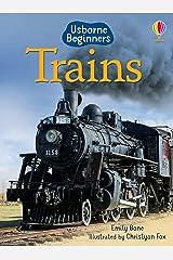 Trains (Beginners) Hardcover