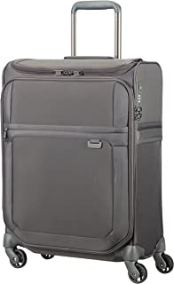 Uplite - Spinner 55/20 Smart Top Hand Luggage, 55 cm, 41 liters, Grey